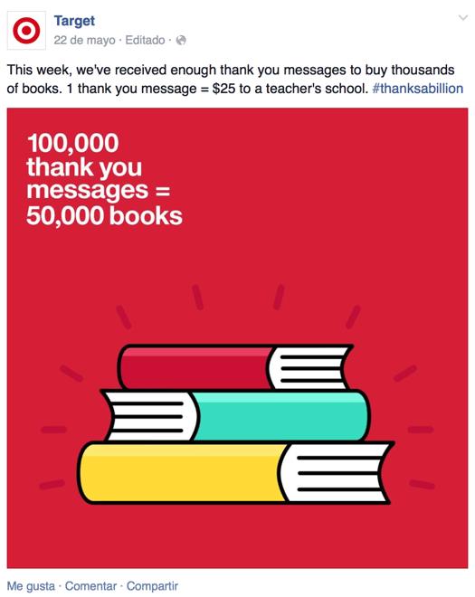 Target educación