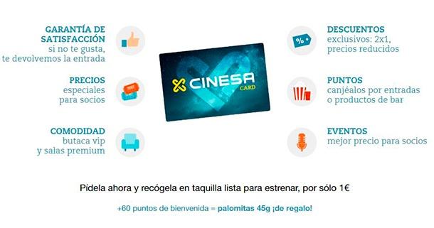 Cinesa_Card