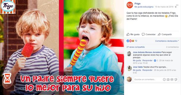 publicacion facebook frigo