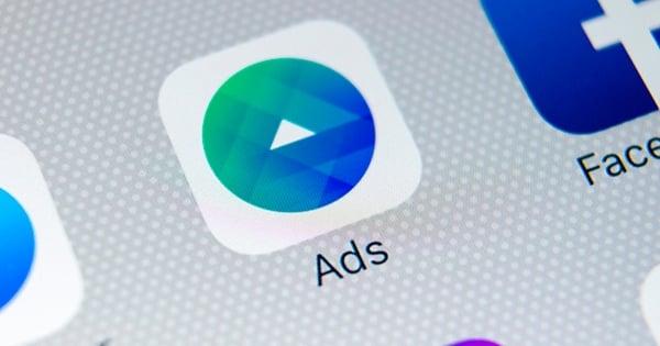 pantalla de movil anuncios